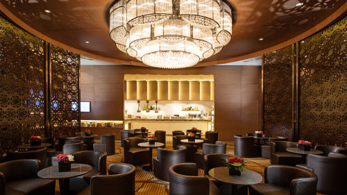 Plaza Premium Lounge at Abu Dhabi International Airport (AUH)