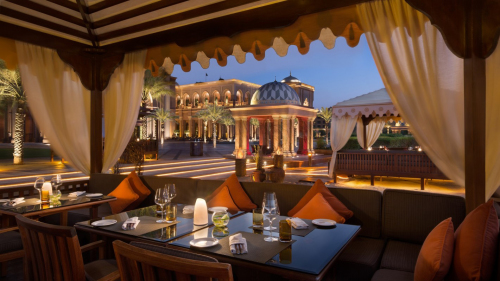 Le Vendome Restaurant Dining at Emirates Palace with Transfers