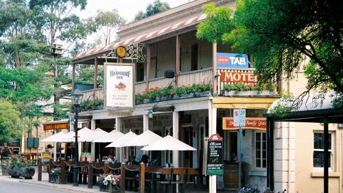 City Highlights & Hahndorf Town Half-Day Tour