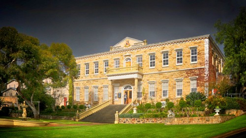 Southern Barossa Valley Chateau & Winery Tour