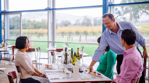 Wine Master Class & 2-Course Lunch at Jacob