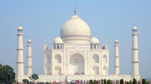 Private Full-Day Agra Tour with Lunch by Le Passage to India