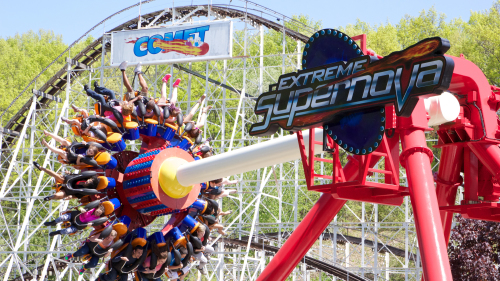Six Flags Great Escape & Splashwater Kingdom