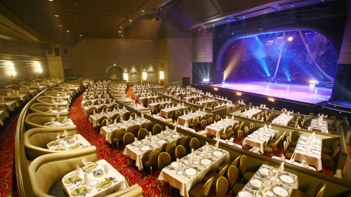VIP SandCastle Magic Show with Transportation & Optional Deluxe Dinner