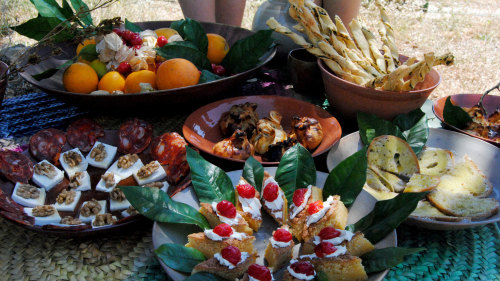Small-Group Mediterranean Cuisine Workshop