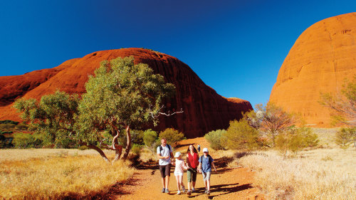 2-Day Uluru Unearthed Tour by AAT Kings