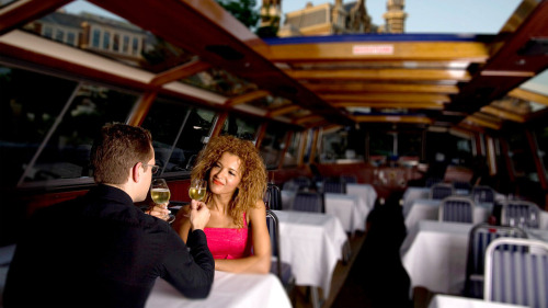 Dinner Cruise with 4-Course Meal & Drinks
