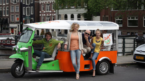 Private Tuk Tuk Sightseeing Tour