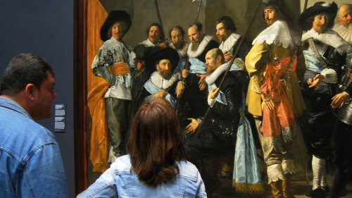 Scholar-Led Dutch Masters of the Rijksmuseum Walking Tour