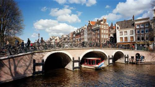 Jordaan District Private Walking Tour