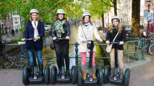 Canal Belt Segway Tour