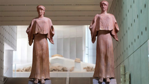 Acropolis, Athens & Acropolis Museum Small-Group Walking Tour