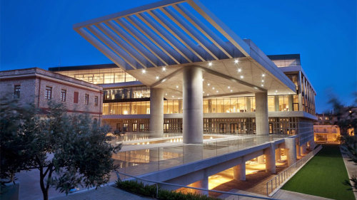 Acropolis & Acropolis Museum Small-Group Walking Tour