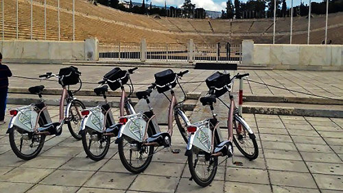 Classic City Tour by Electric Bicycle