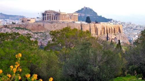 Hidden Athens Small-Group Walking Tour