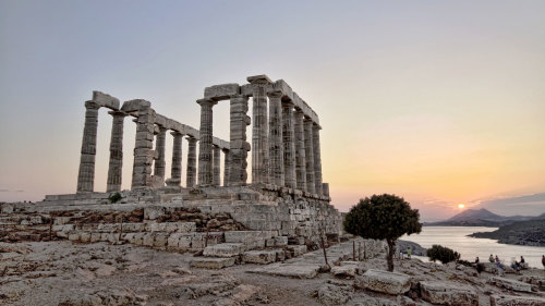 Private Shore Excursion: Discovering Cape Sounio