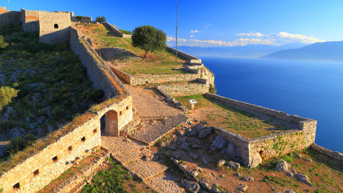 Day Trip to Argolis, Nafplio, Mycenae, Royal Tombs & Epidaurus