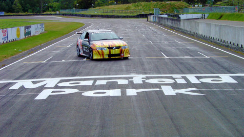 Holden V8 Hot Laps Driving Experience at Pukekohe Park