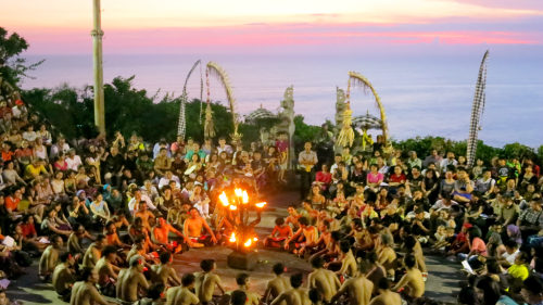 Sunset Kecak Dance at Uluwatu & Barbecue Seafood Dinner by Tour East