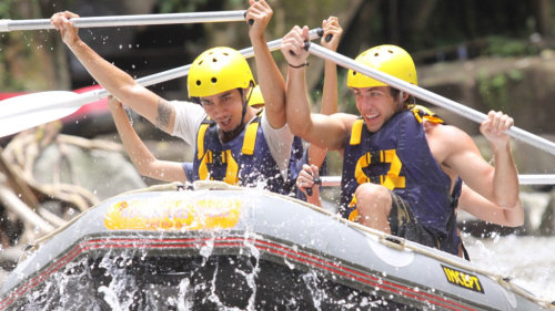 Whitewater Rafting by Bali Adventure Tours