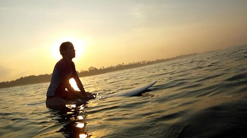 Reef Surfing Trip by Rip Curl School of Surf