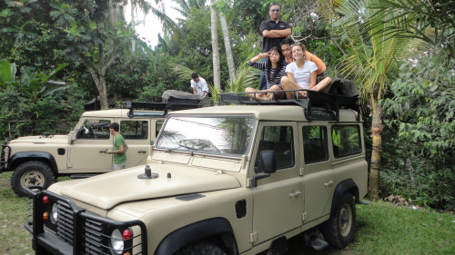 Private Land Rover Defender Full-Day Tour