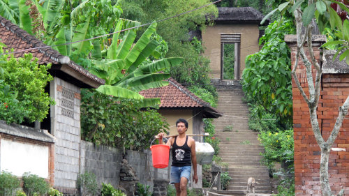 Private Trekking Tour of the Karangasem Region with Lunch