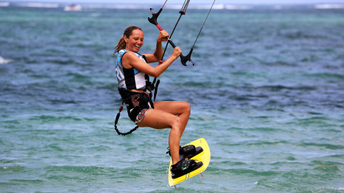 Private Kitesurfing Lesson by Rip Curl School of Surf