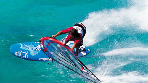 Windsurfing by Rip Curl School of Surf