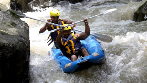 River Kayaking by Bali Adventure Tours