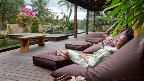 Intense Relief Shinto Spa Package by Bali Adventure Tours