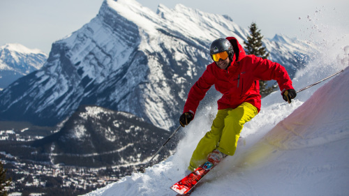 Tri-Area Lift Ticket for Lake Louise, Sunshine Village & Mt Norquay