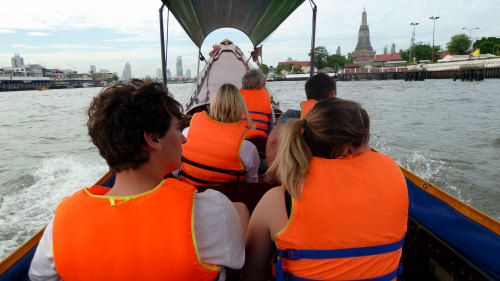 Bangkok Waterways & Canals Tour
