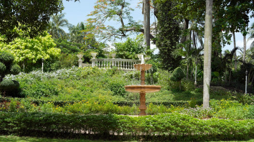 Rose Garden & Thai Village Tour