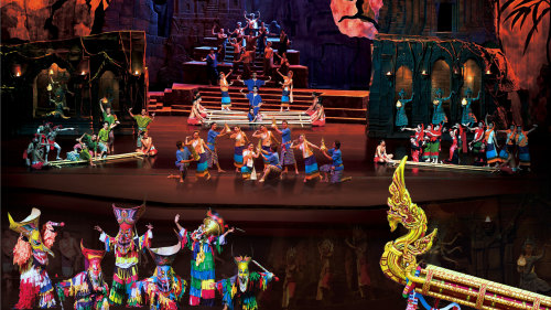 Siam Niramit Show with Dinner by Tour East Thailand