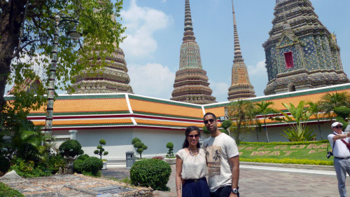 Temples & City Tour by Tour East Thailand