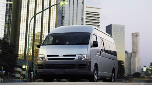 Shared Shuttle: Bangkok Suvarnabhumi Airport (BKK) - Pattaya