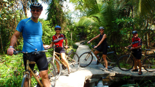 Bang Kra Jao & Jungle Cycle Tour