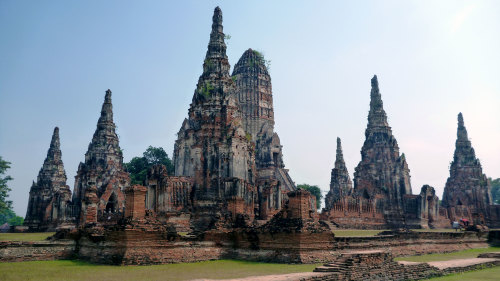 Full-Day Ayutthaya Cycling Tour by SpiceRoads Cycle Tours