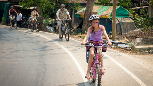 Khao Kheow Zoo Safari & Cycling Adventure