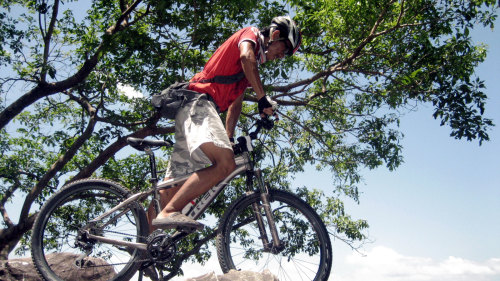 Khao Ito Nature Bike Tour