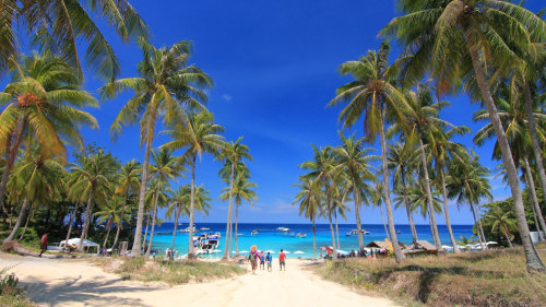 Coral & Racha Islands Full-Day Tour