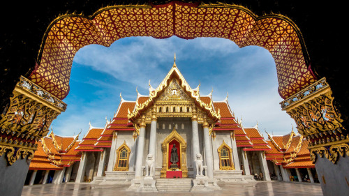2-Day City & Temple Sightseeing Tour for Couples by Tour East Thailand