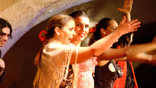 Flamenco Show at Tablao Flamenco Cordobés