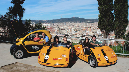 GoCar Talking Car: Olympic Experience
