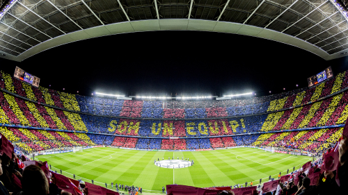 Football Club Barcelona Live Match Tickets