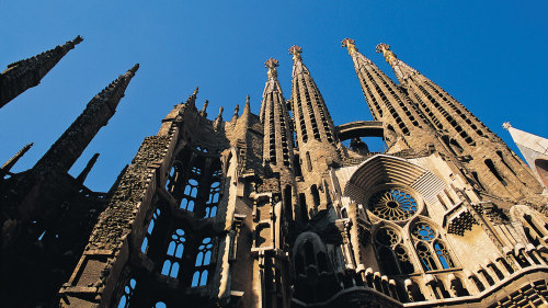 City & Sagrada Familia Tour by Miki Tourist