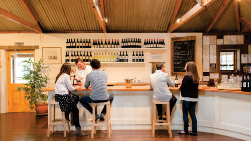 Full-Day Barossa Gourmet Food & Wine Experience