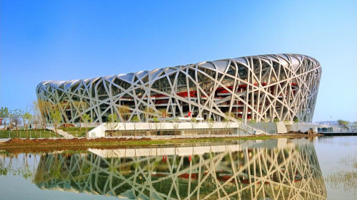 Private Olympic Park & Hutong Tour by Shanghai Han Tang Travel