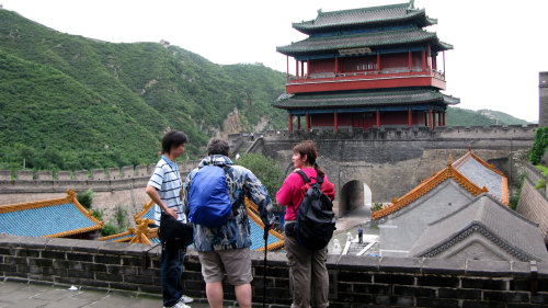 Target Shooting and Great Wall Day Tour